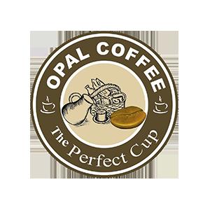 Opal Coffee Logo